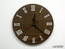 Simply Wood Circle Wall Clock