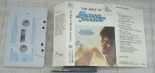 MICHAEL JACKSON - THE BEST OF - CASSETTE TAMLA MOTOWN  1975 - TESTED