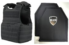 Level IIIA 3A | Body Armor Inserts | Bullet Proof Vest | Condor XPC Vest -BLK