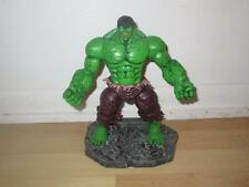 """Marvel Select 2012 Green Incredible Hulk 10"""" Action Figure With Base*"""