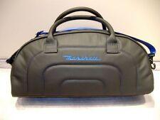 Maserati leather / carbon luxury handmade bag granturismo 3200 4200 quattroporte