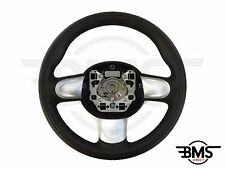 BMW MINI One / Cooper / S / D 3-Spoke Leather Steering Wheel R55 R56 R57 R58 R59