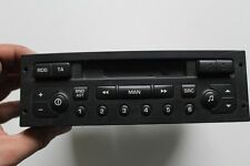 Peugeot 307 Radio Casette Player
