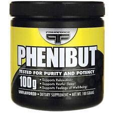 Phenibut 300mg 10 capsules pills