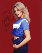 AUDREY LANDERS Signed Autographed Photo