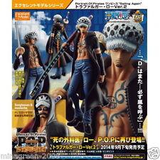 BNIB Mega House One Piece POP.O.P. 'Sailing Again' Figure TRAFALGAR LAW Ver.2