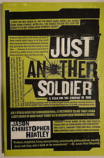 US Army Just Another Soldier A Year On The Ground In Iraq Reference Book