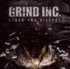 GRIND INC. Lynch And Dissect CD ( h1 )