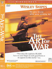 The Art of War-2000-Wesley Snipes-Movie-DVD