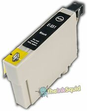 1 T0551 Black Compatible Non-OEM Ink Cartridge 'Duck' for Epson Stylus RX520