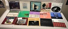 Lot 15 Classical LPs Box Sets Mahler Wagner Toscanini NEAR MINT Albums Records
