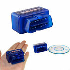 ELM327 Mini V2.1 OBD2 OBD Bluetooth Auto Car Scanner Diagnostic Tool for Android