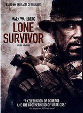 BRAND NEW DVD // LONE SURVIVOR // Mark Wahlberg, Taylor Kitsch, Emile Hirsch