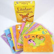 USBORNE Pascua Plantillas Para Niños Artesanías Tarjetas De Dibujo Plantilla de actividad