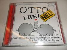 CD  Otto Waalkes - Otto - Live