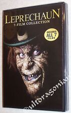 LEPRECHAUN 7-Film Collection DVD 1, 2, 3, 4, 5, 6 & 7 - All 7 Films - BRAND NEW