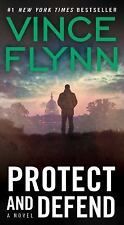 The Mitch Rapp Ser.: Protect and Defend 10 by Vince Flynn (2008, Paperback)