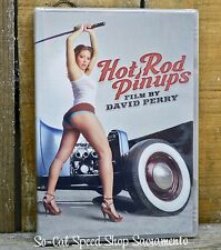 DAVID PERRY HOT ROD PINUP DVD GARAGE PUNK VLV ROCKABILLY RAT CUSTOM VIDEO VTG