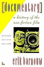 Documentary : A History of the Non-Fiction Film by Erik Barnouw (1993,...