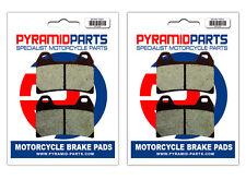 Ducati 1000 Multistrada 2007 Front Brake Pads (2 Pairs)