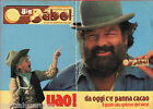 Pubblicità Advertising Werbung 1989 BIG BABOL Panna Cacao - Bud Spencer