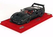 BBR Ferrari F40 LM MATT BLACK 1:18 LE 20pcs STP18131B*BBR Special Edition*Rare!