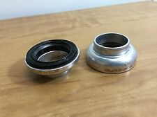 Vintage Shimano Dura Ace 7800 headset cups + bearings