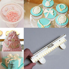 Pretty Bead Cutter Pearl Sugarcraft Fondant Cake Gum Paste Decorating Mold Tool