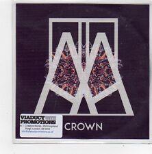 (FN304) As Elephants Are, Crown - 2014 DJ CD