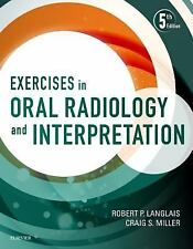 Exercises in Oral Radiology and Interpretation by Robert P. Langlais 5e 2016