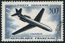 France Lot 6096 Poste Aerienne France RF 1955 Yvert 36 500 f.  Stamp