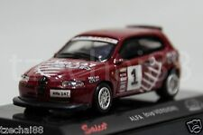 Saico DIECAST 1:72 Alfa Romeo 147 Car Red Model COLLECTION Christmas New Gift