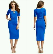 New Guess by Marciano blue Tanya dress size XS