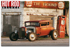 Hot Rod Cars Art Silk Poster 24x36 inch Muscle Car 002
