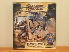Basic Game Dungeons And Dragons Blue Dragon Figurine Edition NIB Mint 2006 D&D