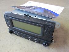 Doppel Din VW CD Spieler Radio 1K0035186D Golf 5 Touran RCD 300