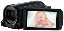 Canon Legria HFR706 Camcorder Black HD Camcorder Video Camera 1080p HD Recording
