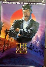 The Golden Child Reprint Single Sided Movie Poster Eddie Murphy Victor Wong