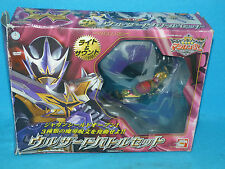 magiranger Power Rangers Mystic Force Wolzard WolSabre Jagun Shield japan BOXED