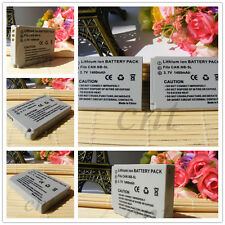 2 Pack NB-5L Battery For Canon PowerShot S100 SX200 SX210 IS SX230 HS
