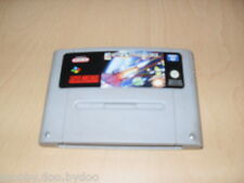 Jeu vidéo Super Nintendo Super Nes Snes EARTH DEFENSE FORCE