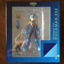 "Sentinel 4 Inch-Nel ""Mega Man Battle Network"" EXE Rockman Action Figure"