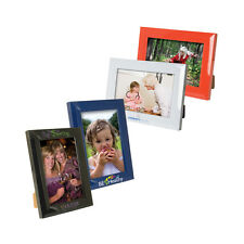 50 Custom Picture Frames 4 x 6, Bulk Promotional Products, Printed Party Favors