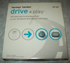 Harman/Kardon DP 1US Drive + Play iPod In-Vehicle Interface/Controller w/ DPFMT
