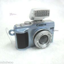 Super Dollfie SD 1/3 MSD 1/4 Bjd Doll Miniature Mini Digital Micro Camera Blue