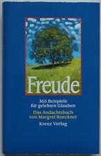 Freude - Das Andachtsbuch von Margret Roeckner
