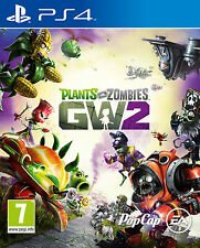 Plants vs Zombies Garden Warfare 2 PS4 BRAND NEW SEALED UK OFFICIAL