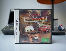 CARS MATER-NATIONAL CHAMPIONSHIP | NINTENDO DS | COMPLETE | SAME DAY POST