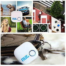 1pcs Mini Nut Smart Tag Bluetooth Child Pet Key GPS Finder Alarm Locator Tracker