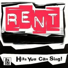 Rent: Hits You Can Sing! 2005 by Broadway Karaoke